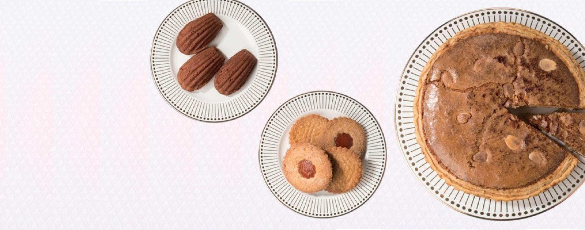 gâteaux & biscuits de notre enfance