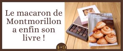 Le Macaron de Montmorillon a enfin son livre !