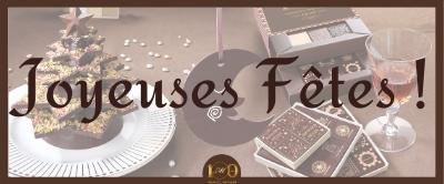 La Maison Rannou-Métivier vous souhaite de Joyeuses Fêtes !