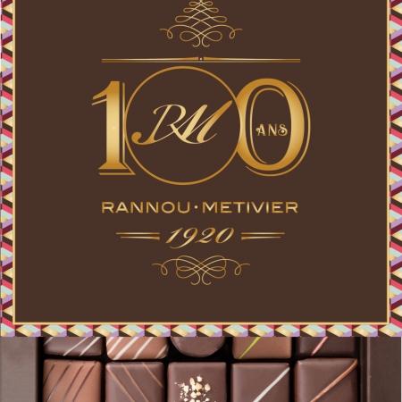Assortiment de chocolats fins - 25 pièces