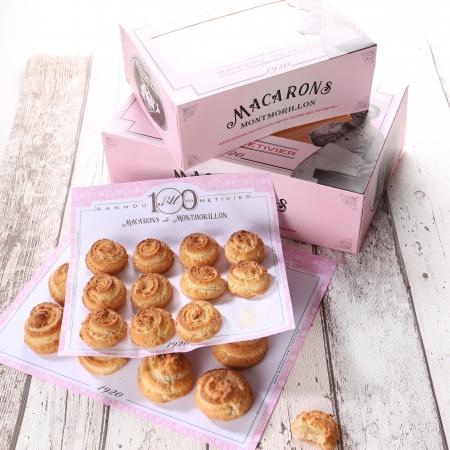 Coffret Grands Macarons - 2 douzaines