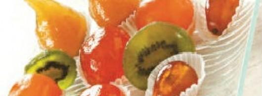Nos fruits confits