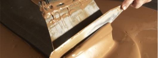 Le savoir-faire de l'artisan chocolatier