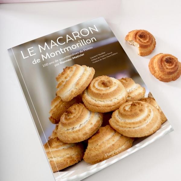 "Livre ""Le Macaron de Montmorillon"""