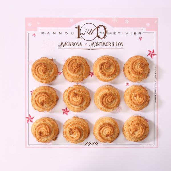 Coffret 2 douzaines Petits Macarons - 2 douzaines