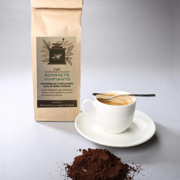 Café Sommets Vivifiants - 250 g