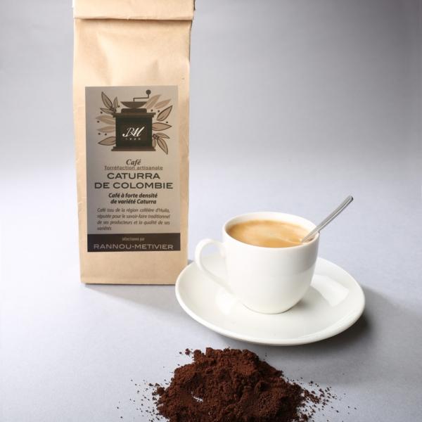 Café Caturra de Colombie - 250 g