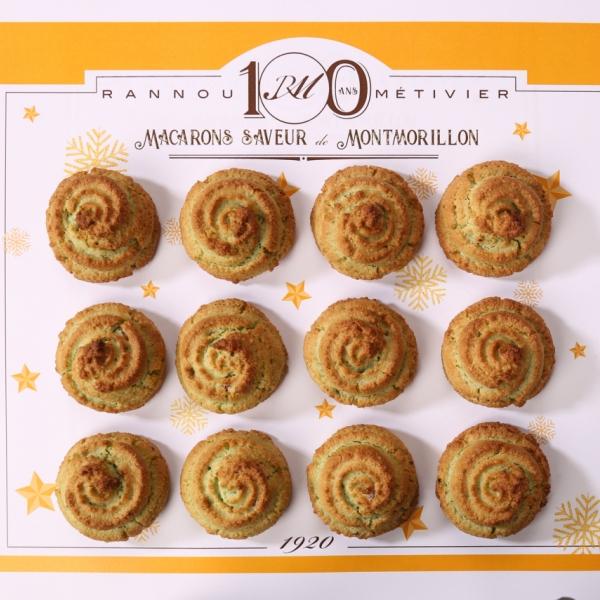 Coffret 2 Saveurs de macarons - 2 douzaines