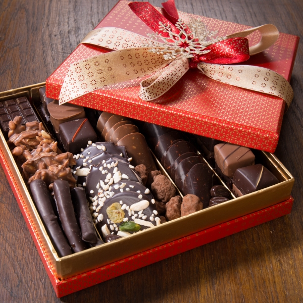Coffret Prestige - Chocolats & Gourmandines - 170 g