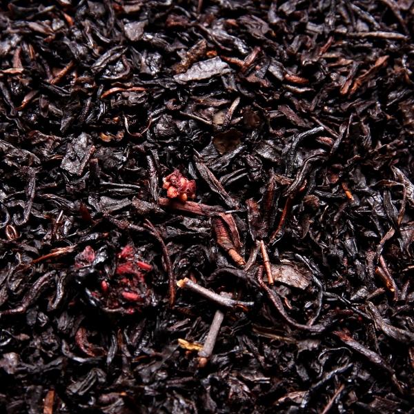 Thé 4 Fruits rouges - 100 g