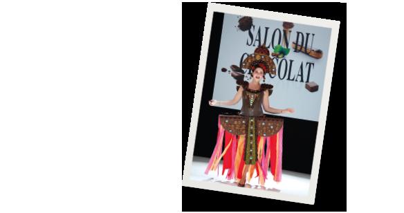 *2012* Salon du Chocolat de Paris